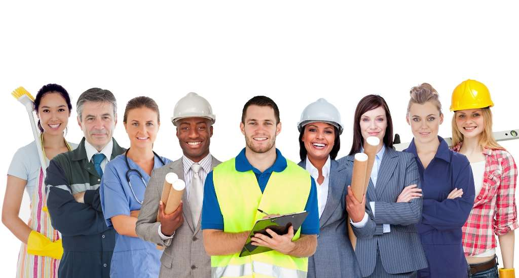 Position of worker