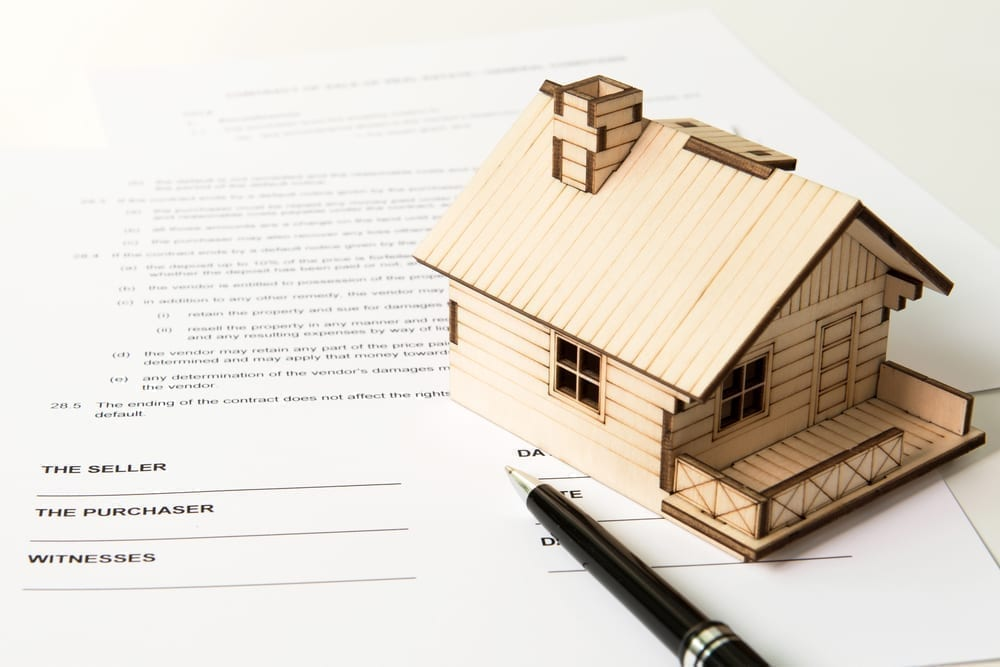 Purchase of property