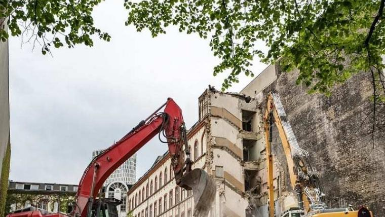 Demolition Of 52 Houses By Court Order Losses Of The Buyers